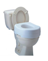 Carex® Raised Toilet Seat