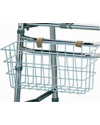 Carex® Universal Walker Basket - mounted view