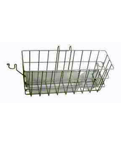 Carex® Snap On Walker Basket