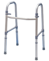 Carex® Adult Dual Paddle Folding Walker