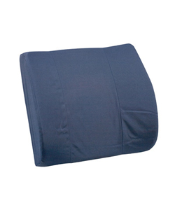 Mabis DMI Standard Lumbar Cushion with Strap