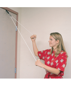 DMI® Door Pulley Exercise Set for Physical Therapy
