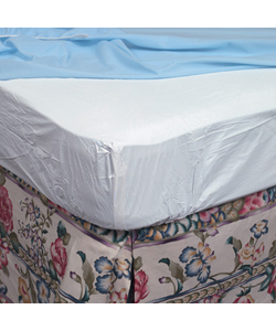 Mabis DMI Protective Mattress Cover for Hospital Beds- Contour Plastic