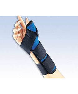 FLA Orthopedics� Soft Fit Universal Thumb Spica Brace