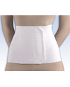 FLA Orthopedics® Premium Woven Surgical Abdominal Binder - Paneled
