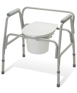 Guardguardian Signature Heavy Duty 3 In 1 Commode With