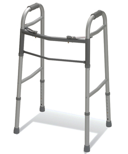 Guardian EZ-Care Youth Walker With Palm Release