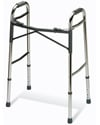 Guardian Signature Heavy Duty Two Button Walker with 400 lb Capacity