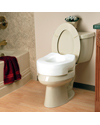 Invacare Basic Raised Toilet Seat