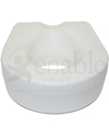Invacare Basic Raised Toilet Seat - Uninstalled view