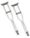 Invacare Quick-Adjust Junior Crutches