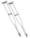 Invacare Quick-Adjust Tall Crutches