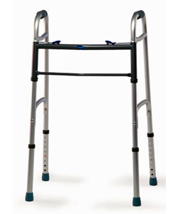 Invacare Dual Blue-Release Adult Walker
