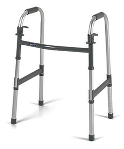 Invacare Dual-Release Paddle Junior Walker