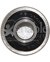 5/16 x 29/32 in. 1605RS Precision Wheelchair or Scooter Bearing - Front view shown