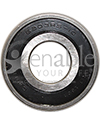 5/8 in. x 40 mm 6203-10 Precision Wheelchair or Scooter Bearing - Front view shown