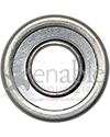 7/16 x 29/32 in. Flanged Wheelchair or Scooter Bearing - Front view shown