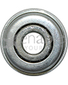 5/16 x 29/32 in. Flanged Wheelchair or Scooter Bearing - Back view shown