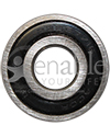 7/16 x 1 1/8 in. R8RS7/16 Precision Wheelchair or Scooter Bearing - Front view shown
