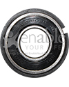 5/8 x 1 3/8 in. 499502HNR Precision Wheelchair or Scooter Bearing with Snap Ring - Front view shown