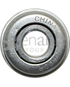 7/16 x 1 1/8 in. 716118 Flanged Wheelchair or Scooter Bearing - Back view shown