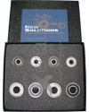 5/16 x 22 mm & 1/2 x 1 1/8 Ultra Performance Ceramic Precision Wheelchair Bearings Kit