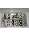 Small Bearing Kit With 12 Sizes