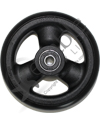 4 x 1 in. Primo Hollow Spoke Wheelchair Caster Wheel