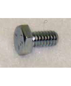1/4-20 x 1 in. Hex Cap Screws - 10 Pack