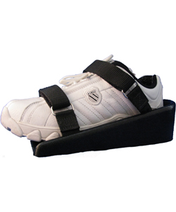 Wheelchair Shoe Holder with Velcro