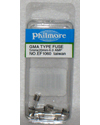 Glass Fuse - 6 AMP GMA Type 5mm X 20mm Pack of 5
