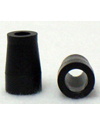 Handrim Black Plastic 4 Pack Spacer 3/4 in.