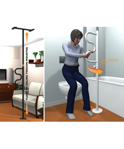 90f2f024059 Stander Security Pole   Curve Grab Bar