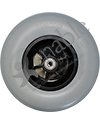 8 x 2 in. Pride Wheelchair Replacement Caster with  5/16 in. Bearings