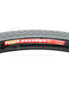 24 x 1 in. (25-540) Primo Passage Wheelchair Tire - Close-up view of tire model