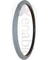 24 x 1 1/4 in. (32-547) Wheelchair Street Tire