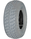 8 x 2.50 in. Primo Durotrap Foam Filled Wheelchair/Scooter Tire - Angled view shown