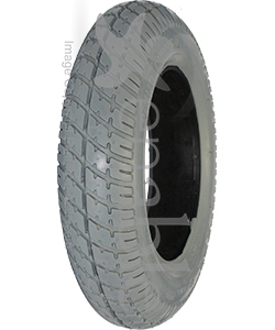 3.00-8 (14 x 3 in.) Primo Durotrap Foam Filled Wheelchair Tire