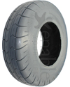 4.10 x 3.50-6 Primo Homer Foam Filled Wheelchair / Scooter Tire - Angled view shown
