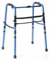 Carex® Explorer Folding Walker