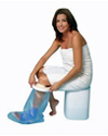 Carex® Lower Leg Cast Cover and Bandage Protector