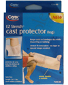Carex® EZ Stretch Leg Cast Cover & Bandage Protector - Box view