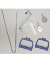 Mabis DMI Exercise Pulley Set