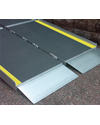EZ Access� TRIFOLD� Advantage Series� Ramp - Transition plate view