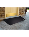 EZ Access� Rubber Threshold Ramp with Beveled Sides - THRBE-250 shown in use