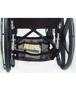 EZ Access® EZ-Accessories® Wheelchair Underneath Carrier