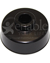 Frog Shield Black Anodized Dust Cap for Frog Legs Caster