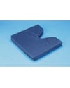 Hermell Coccyx Wheelchair Cushion - Rip Stop