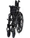 Invacare® 9000 SL Lightweight Wheelchair - Folded view shown