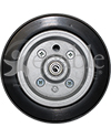6 x 2 Invacare Pronto P31 Replacement Caster Wheel - Front view shown